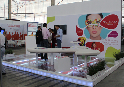 Diseño Stand Moderno